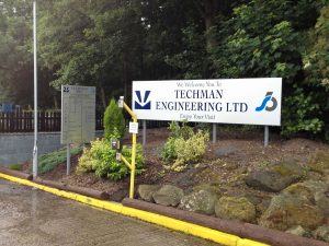 Techman Engineering Ltd