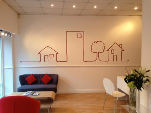 REDBRIK Wall decal