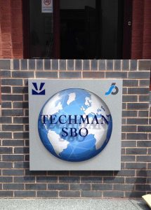 Techman Reception Globe