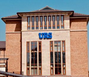 URS Building front